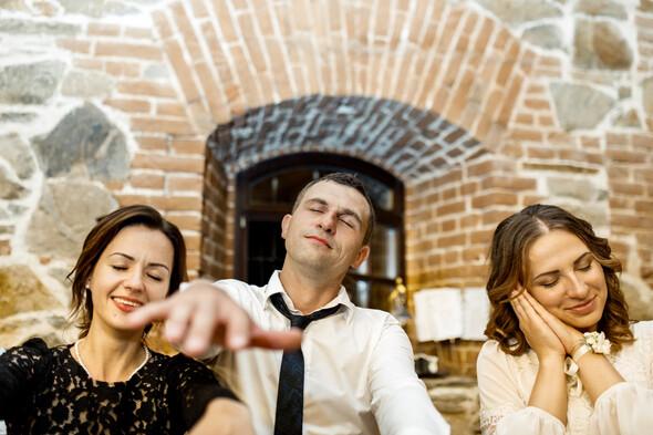Свадьба в замке Радомысль - фото №96