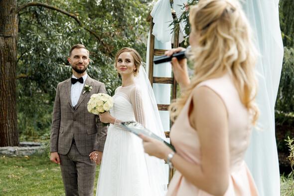 Свадьба в замке Радомысль - фото №19