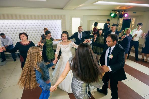 Свадьба Асаада и Елены - фото №48