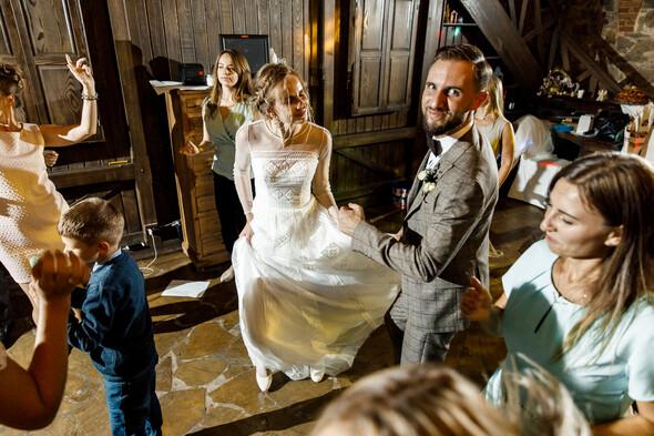 Свадьба в замке Радомысль - фото №82