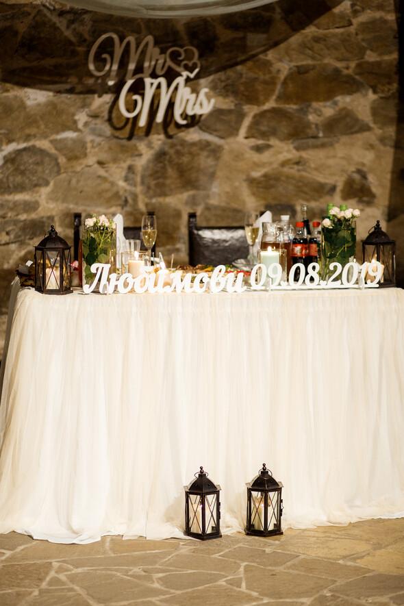 Свадьба в замке Радомысль - фото №54