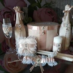 Наталия Пургасова - свадебные аксессуары в Ковеле - фото 4