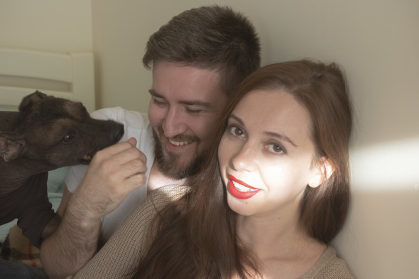 Love story Кристина и Сергей - фото №13