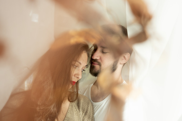 Love story Кристина и Сергей - фото №6
