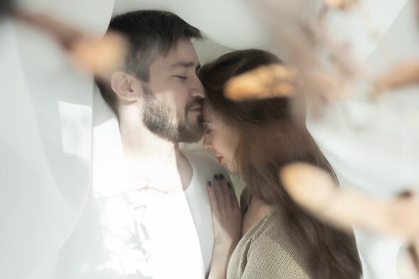 Love story Кристина и Сергей - фото №3