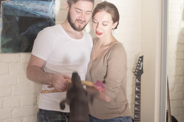 Love story Кристина и Сергей - фото №16