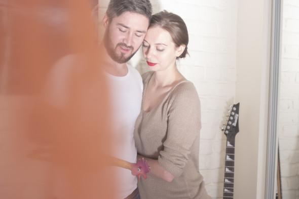 Love story Кристина и Сергей - фото №15