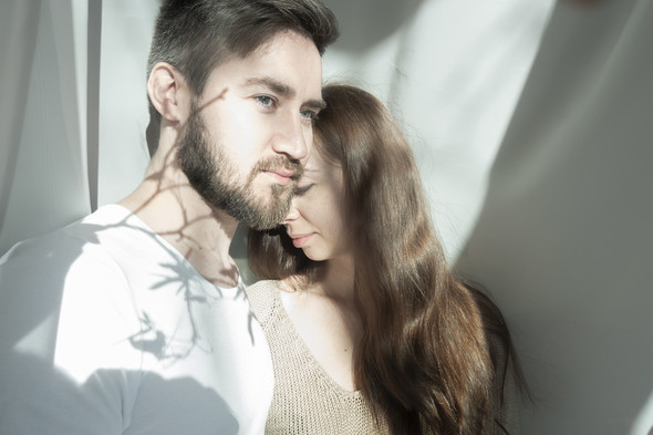 Love story Кристина и Сергей - фото №1