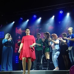 Татьяна  Абрамова - ведущий в Николаеве - фото 3
