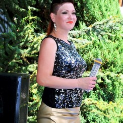 Татьяна  Абрамова - ведущий в Николаеве - фото 1
