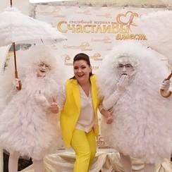 Татьяна  Абрамова - ведущий в Николаеве - фото 2