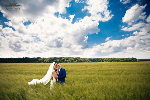 Свадьба Александра и Ульяны - фото №35