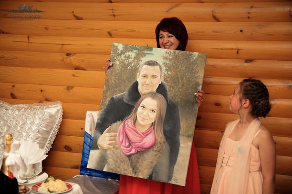 Свадьба Александра и Ульяны - фото №52