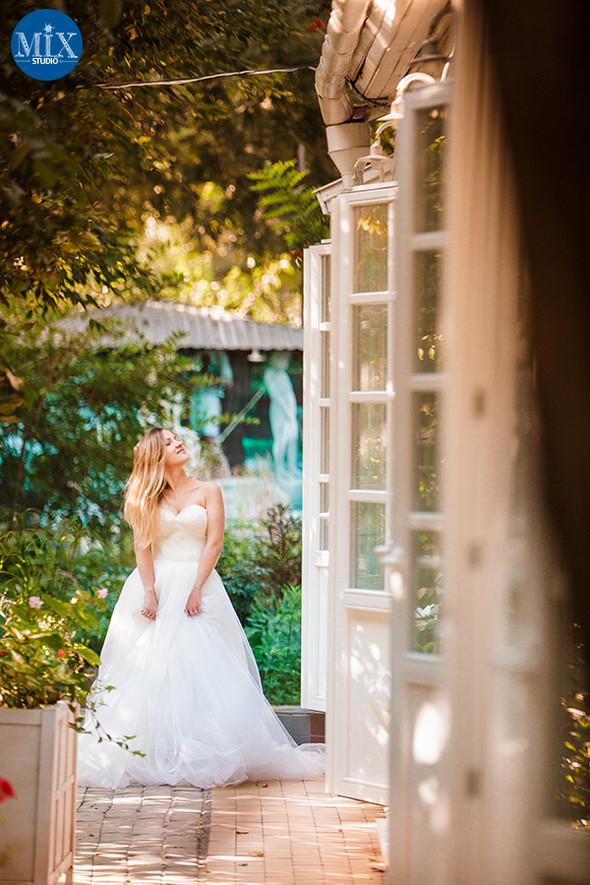 Свадебный рассвет у моря - фото №4