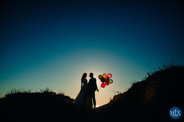 Свадебный рассвет - фото №6