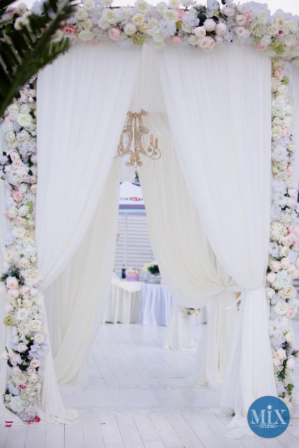 свадебный банкет - фото №4