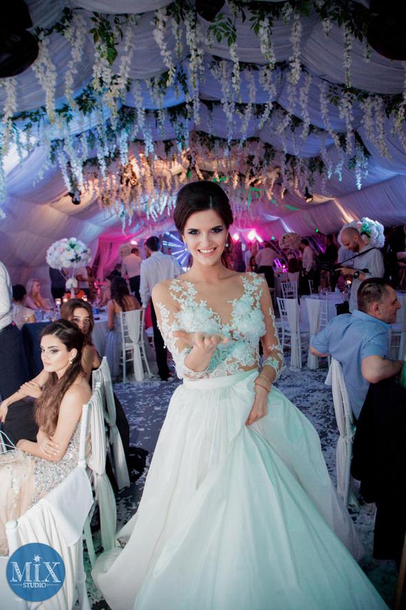 свадебный банкет - фото №13