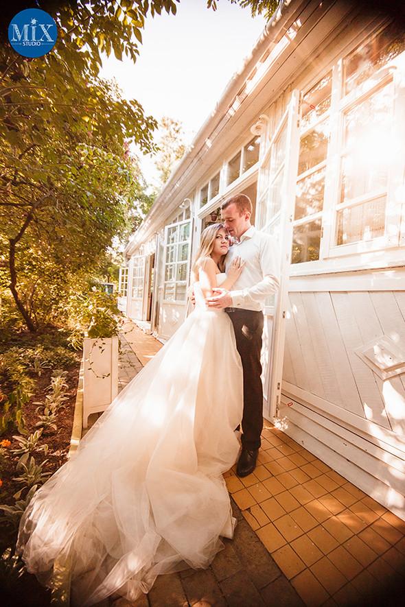 Свадебный рассвет у моря - фото №7
