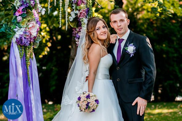Свадебный рассвет у моря - фото №10