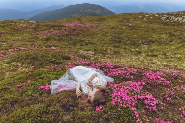 Love Story в горах - фото №6