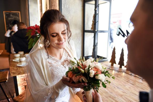 Снежная свадьба - фото №8