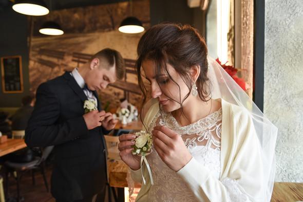 Снежная свадьба - фото №15