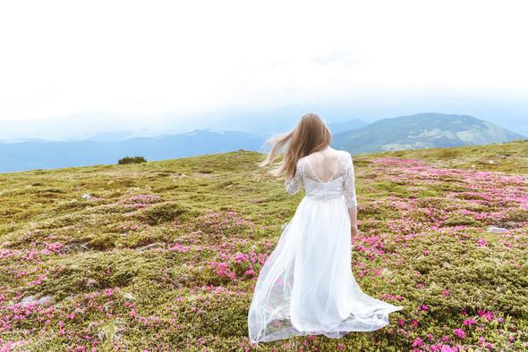 Love Story в горах - фото №2