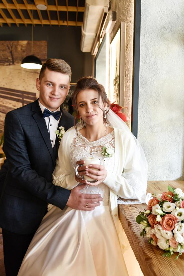 Снежная свадьба - фото №10