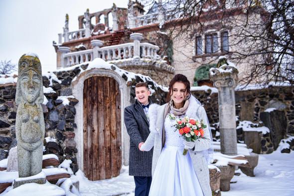 Снежная свадьба - фото №44