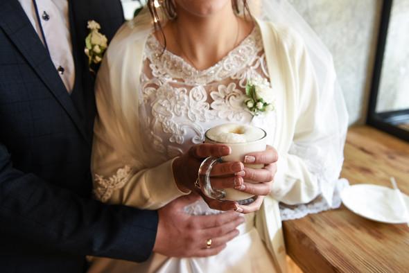 Снежная свадьба - фото №11