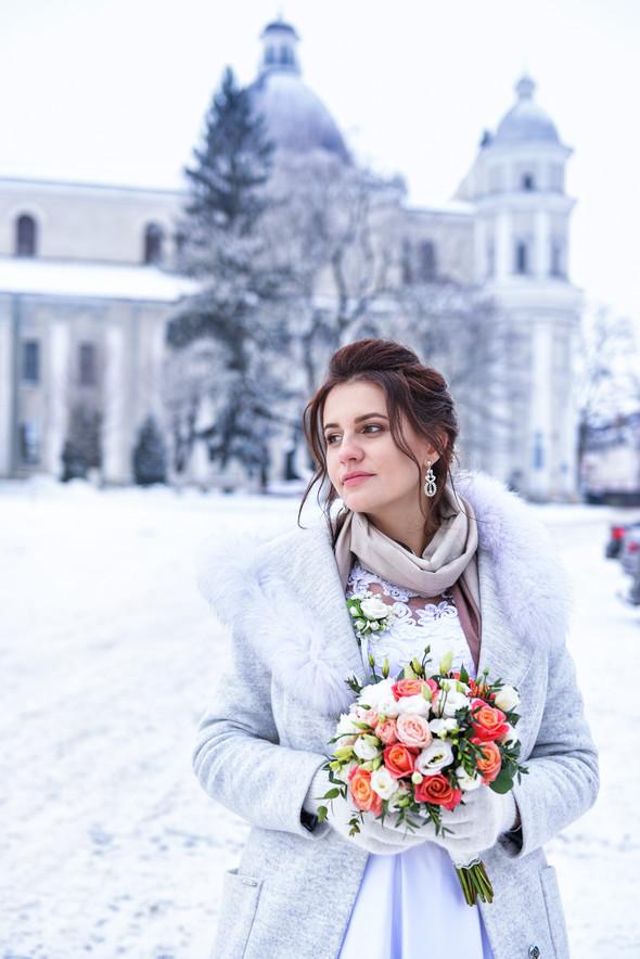 Снежная свадьба - фото №52
