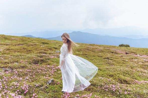 Love Story в горах - фото №10