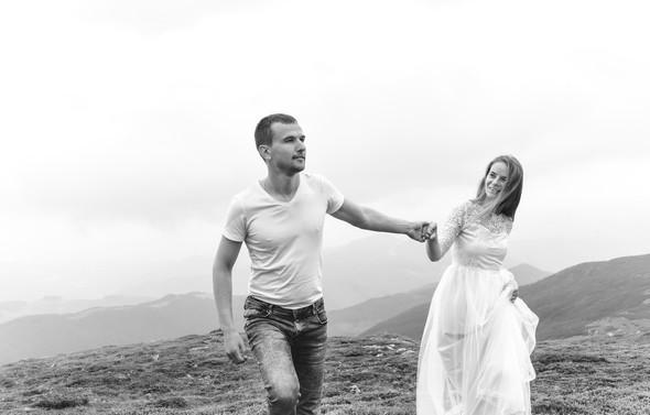 Love Story в горах - фото №20