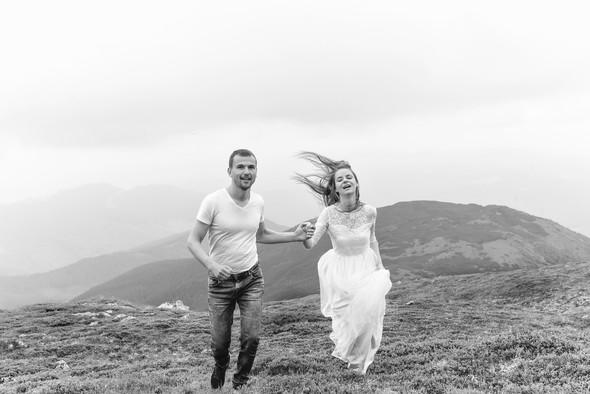 Love Story в горах - фото №15