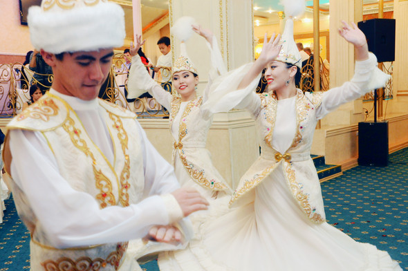 Казашская свадьба - фото №25