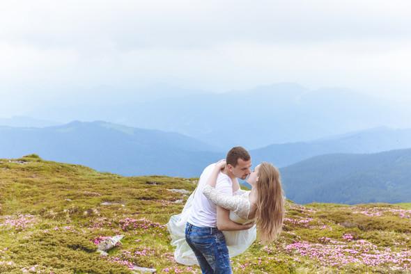Love Story в горах - фото №12