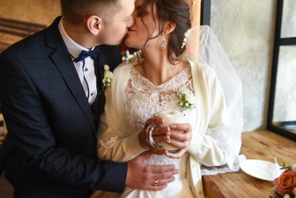 Снежная свадьба - фото №12
