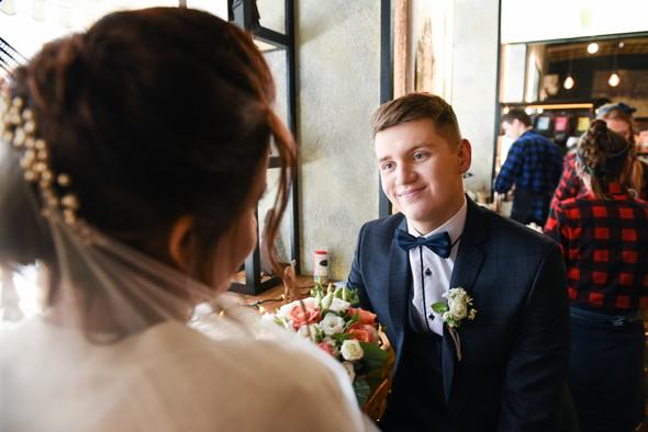 Снежная свадьба - фото №6
