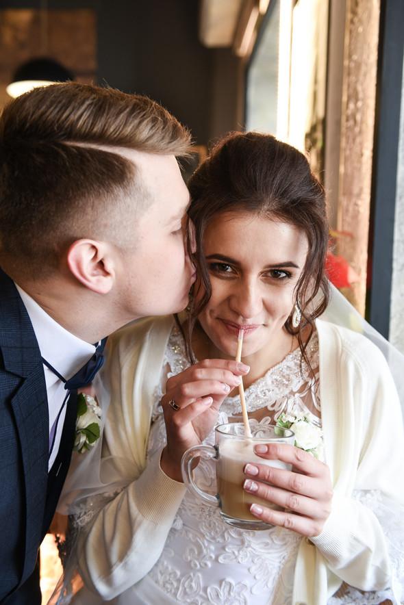 Снежная свадьба - фото №14