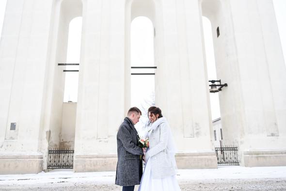 Снежная свадьба - фото №55