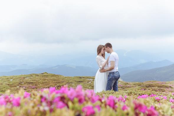 Love Story в горах - фото №9