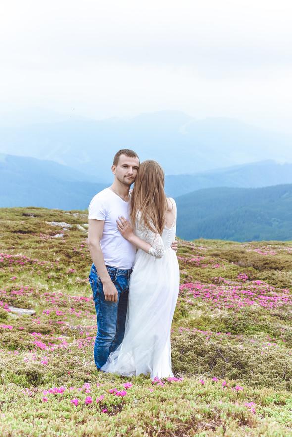 Love Story в горах - фото №3