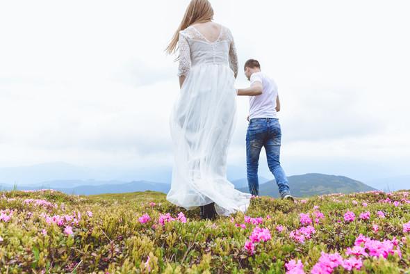 Love Story в горах - фото №18
