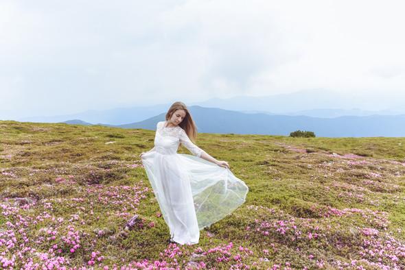 Love Story в горах - фото №4
