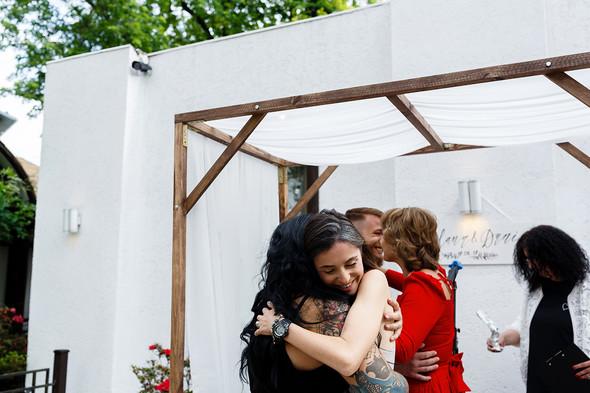 Свадебный репортаж - фото №24