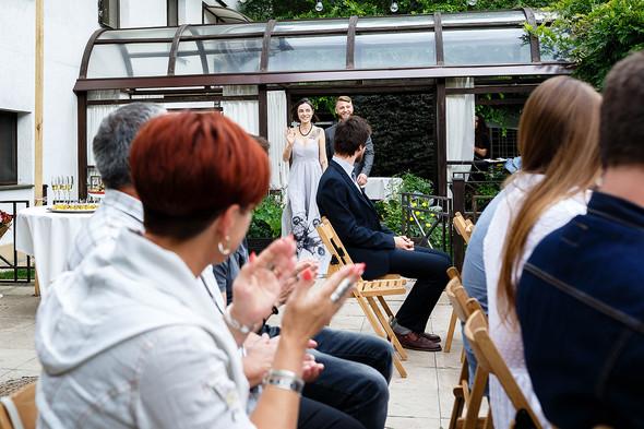 Свадебный репортаж - фото №16