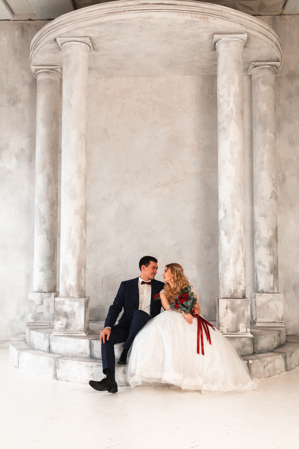 Wedding. Maxim & Anastasia - фото №55