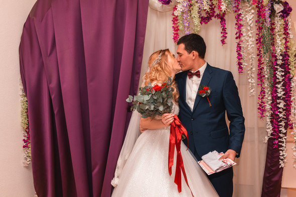 Wedding. Maxim & Anastasia - фото №78