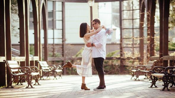 Love story Камила и Стас - фото №13