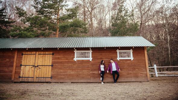 Love story Камила и Стас - фото №34
